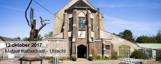 Metaal kathedraal DAg van de Teamontwikkeling