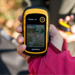 GPS in actie