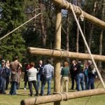 Bespreking train de outdoortrainer