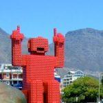 Crateman in Kaapstad