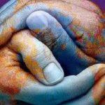 De wereld in 2 handen met Deep Democracy