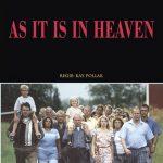 Filmposter As it is in heaven