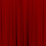 Bioscoop doek van filmhuis