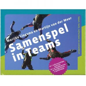 Kaft Samenspel in teams