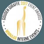 Logo Winnaar Gouden Giraffe 2017