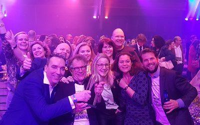 Winnaars Gouden Giraffe Interne Events 2017