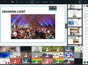 online workshop in beeld